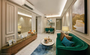 Avenue south Residence condo-showflat-picture