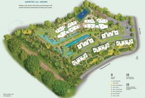 Avenue South Residence Site Plan